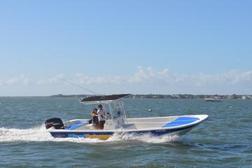 Visite privée: visite en hors-bord avec ou sans pilote à Coconut...