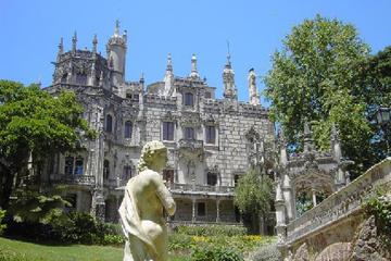 Excursion tout compris à Sintra au départ de Lisbonne avec déjeuner