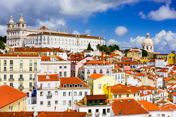 Recorrido por Lisboa con llegada y retirada cuando desee