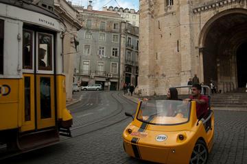 Tour met GoCar en GPS door Lissabon