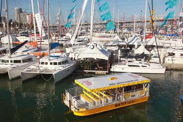 Circuit en bateau taxi à arrêts multiples à Miami