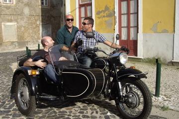 Visite privée: le meilleur de Lisbonne en side-car