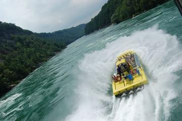 Niagara Falls Open Jet Boat Tour from Canadian Side