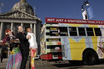 Faça um passeio com o Magic Bus: um passeio por San Francisco na...