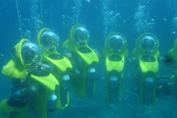 Excursão de mergulho com Mini-SUB saindo de Cozumel
