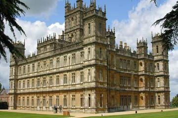 Tour privato: tour delle location di Downton Abbey con autista privato