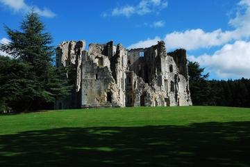 Visite privée: visite des châteaux...