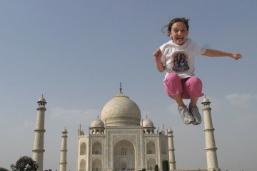 Visite privée : excursion d'une journée à Agra et au Taj Mahal au...