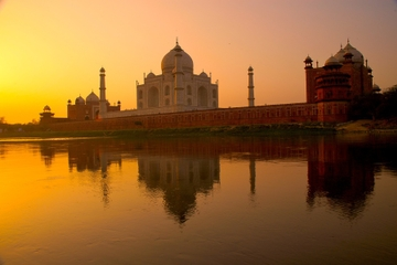 Visite privée : excursion de 4 jours au Triangle d'or à Agra et...