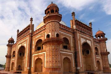 Visite privée : Old et New Delhi en un jour