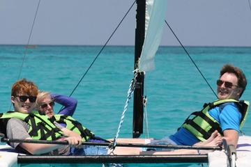 Hobie Cat in Cancun