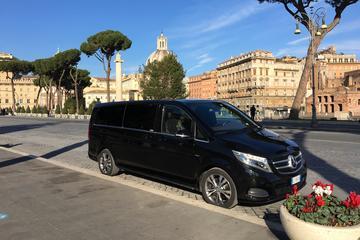 Civitavecchia to Rome & Fiumicino direct