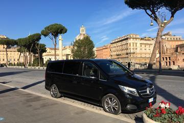 Civitavecchia to Rome via the Vatican, Sistine Chapel and St Peter's Basilica