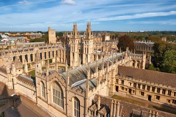 Excursion d'une journée en petit groupe à Oxford, les Cotswolds et...