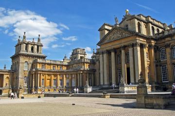 Excursion sur les sites de tournage de la série télévisée Downton...