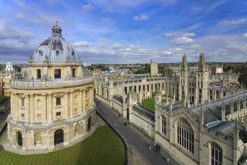 Tagesausflug nach Oxford...