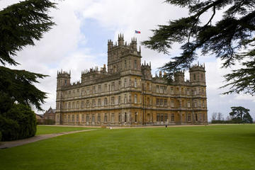 Tour di Downton Abbey e del Castello