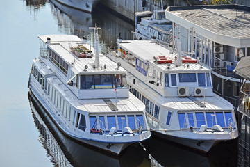 Transfert du port de croisière de Bruxelles au centre-ville ou à...