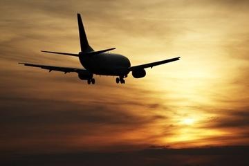 Transfert privé à l'arrivée: depuis  l'aéroport international de...