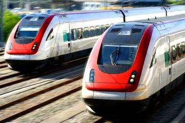 Transfert privé à l'arrivée: depuis la gare de Bruxelles Midi vers...