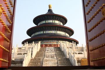2-tägige Privattour durch Peking ab Shanghai mit dem Flugzeug