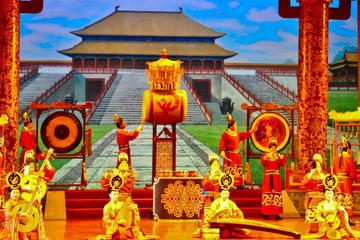 Private Cultural Tour: Big Wild Goose Pagoda, Terracotta Warriors and Tang Dynasty Show in Xi'an