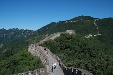 Recorrido privado: gran muralla de Mutianyu y zonas olímpicas de Pekín