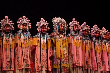 Visite privée de Pékin : Shichahai, Nanluoguxiang et Opéra de Pékin...