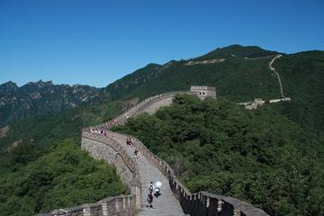 Visite privée : la Grande Muraille à Mutianyu et les sites olympiques...
