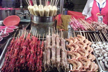 Xi'an Night Bar Hopper with Foodie Experience