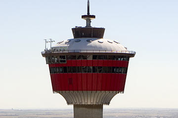 Entrée générale à la tour de Calgary