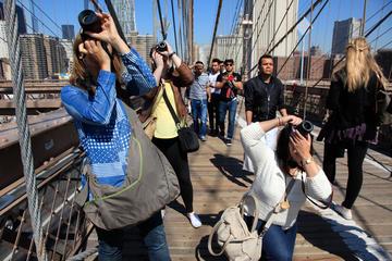 Tour a piedi fotografico di New York