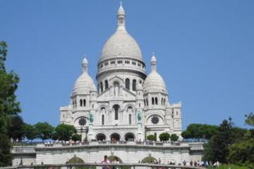 マイバスで行く!パリ市内観光午前ツアー