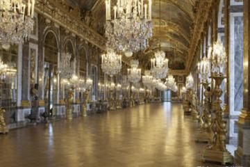 マイバスで行く!ベルサイユ宮殿半日観光