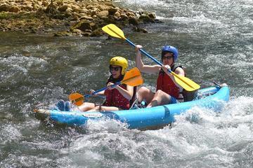 Excursión por la costa de Montego Bay: Aventura en kayak en Río Bueno...