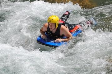 Hidrospeed en Río Bueno en Jamaica