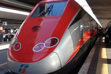 マイバスで行く!イタリア新幹線利用・ローマ発着…