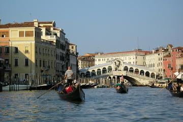 One day Venice and Gondola by Trenitalia from Rome in Japanese