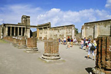 Pompeii Sightseeing and Winery Tour from Naples (Japanese Guide) - Mybus