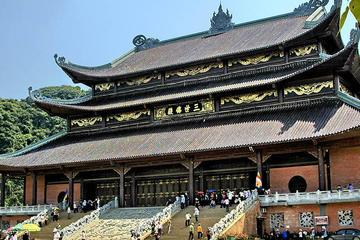 Bai Dinh Pagoda - Trang An Cave Full...