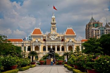 Ho Chi Minh City Sightseeing Half Day...