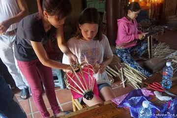 Lantern Making tour in Hoi An ancient...