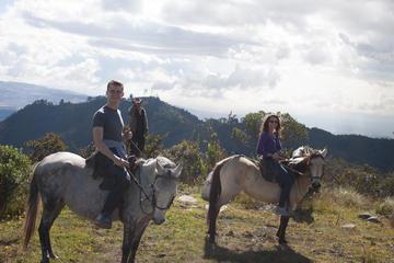 Aventura a caballo desde Bogotá