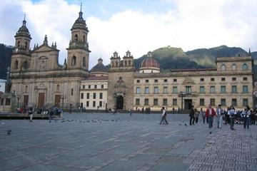Besichtigung der Stadt Bogotá mit optionalem Mittagessen und Fahrt...
