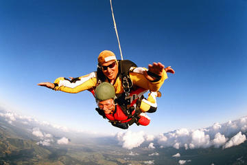 Bogotá Tandem Skydiving