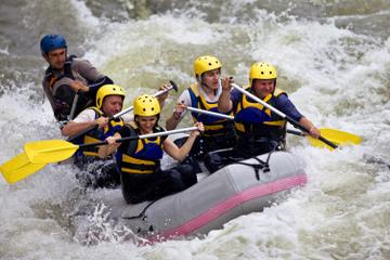 Excursión de rafting en Río Negro desde Bogotá