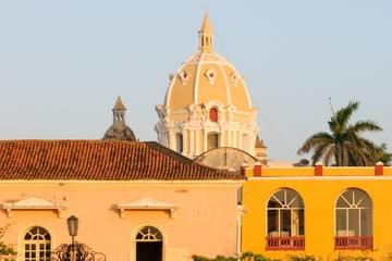 Excursión por la costa de Cartagena: Recorrido turístico por la ciudad