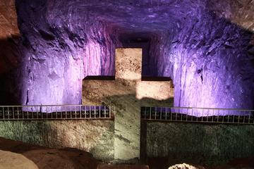 """Gita di mezza giornata alla """"cattedrale di sale"""" di Zipaquirá, con"""
