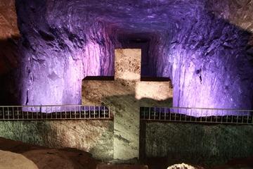 Halbtägiger Ausflug zur Salzkathedrale von Zipaquirá ab Bogotá