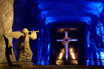 Private Round Trip Transportation to Zipaquira and Salt Cathedral